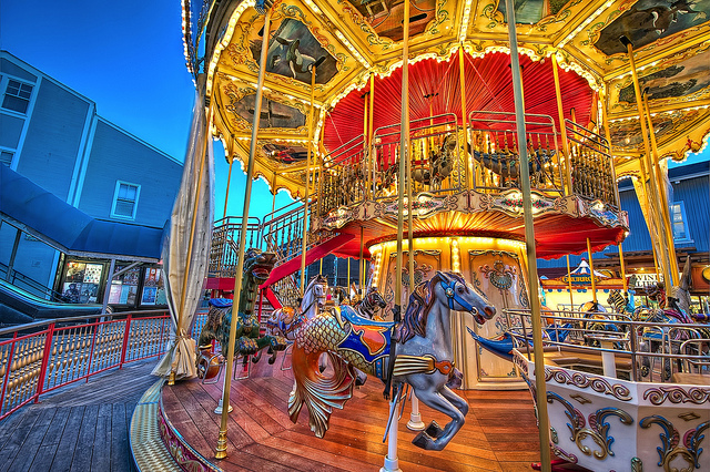 San Francisco Carousel