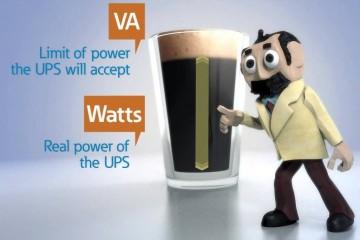 VA v-s Watts