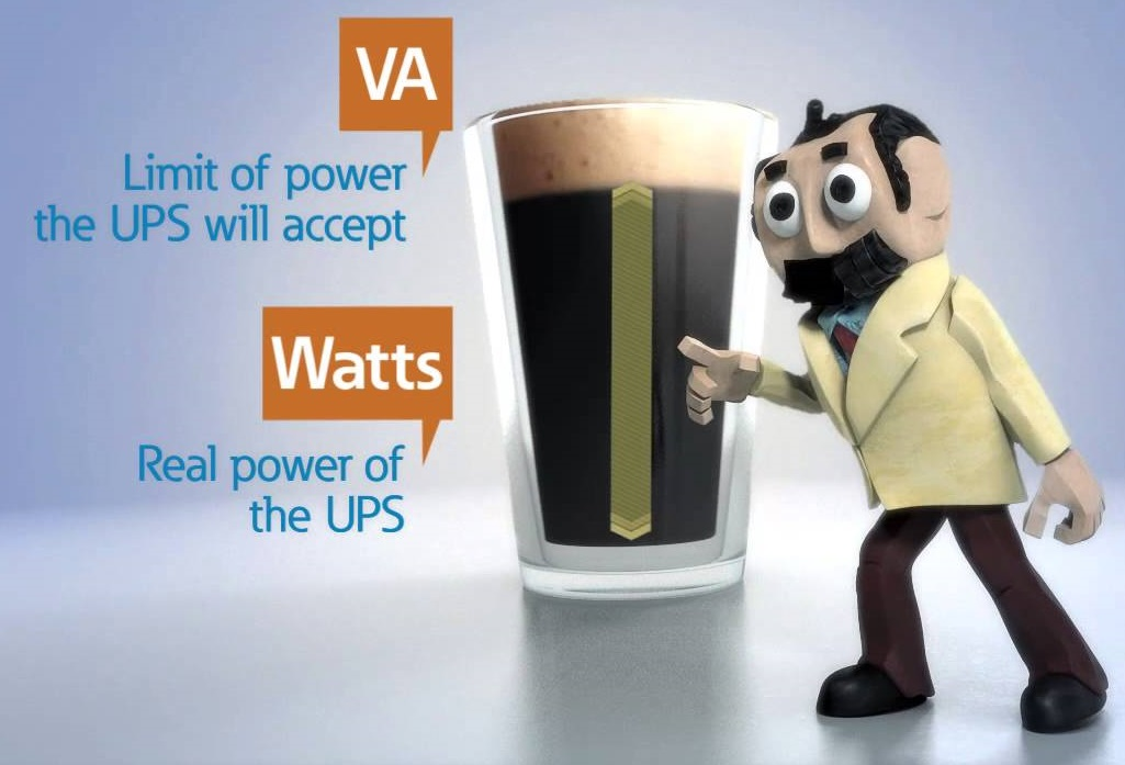How Different Is V-A From Watts?