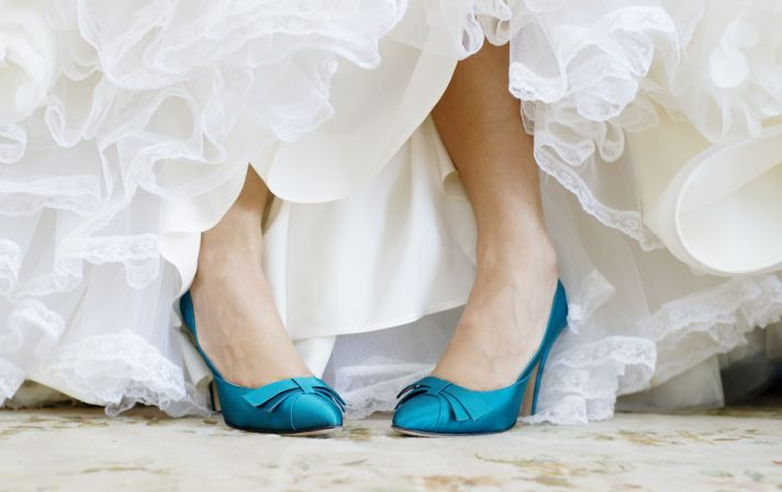 5 Factors To Consider While Choosing Wedding Shoes