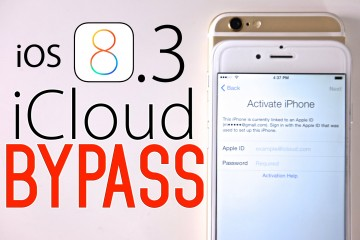 How To Bypass iCloud Activation Lock
