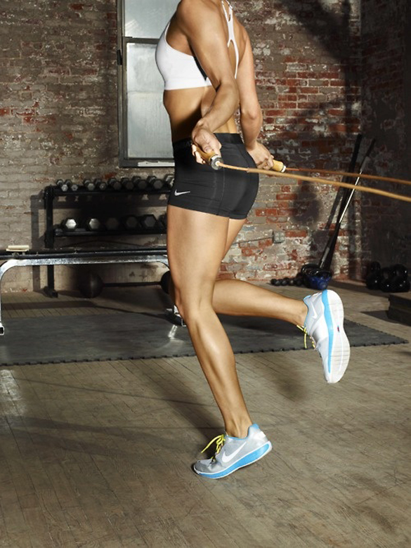 Slim Yourself With Skipping