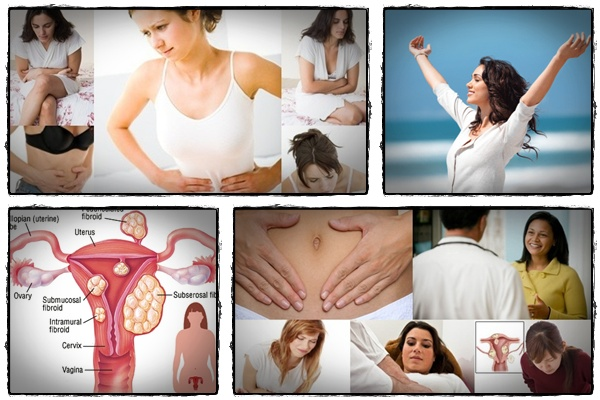 5 Natural Remedies To Uterine Fibroids from Your Kitchen