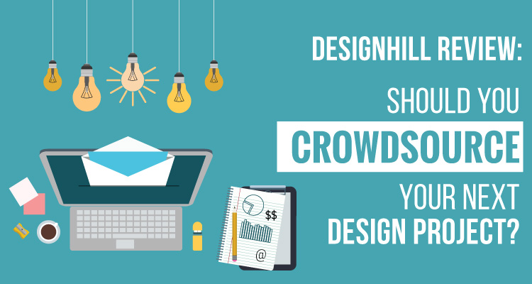Designhill Review: Should You Crowdsource Your Next Design Project?