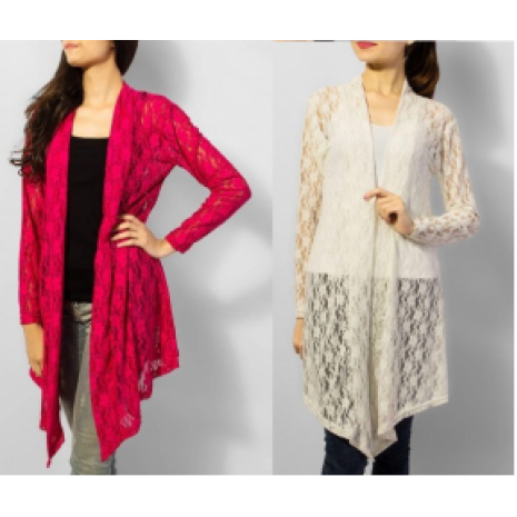 SHRUGS FOR WOMEN- THE CUTE COVER UPS