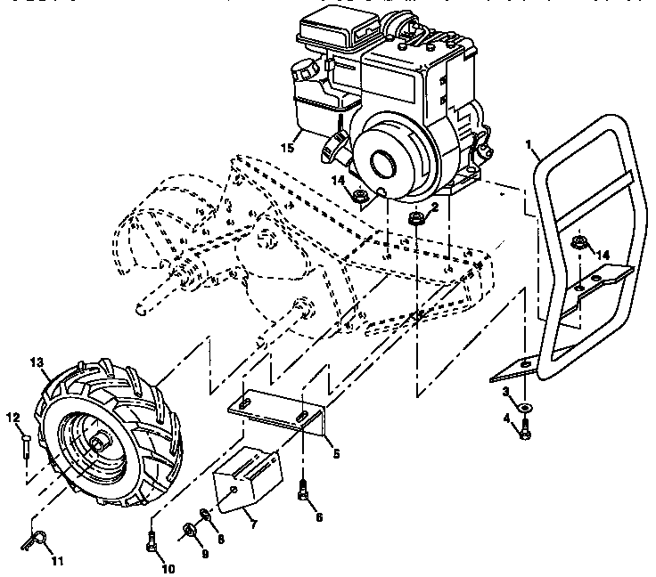 IMPORTANCE OF READING YOUR CRAFTSMAN TILLER MANUAL
