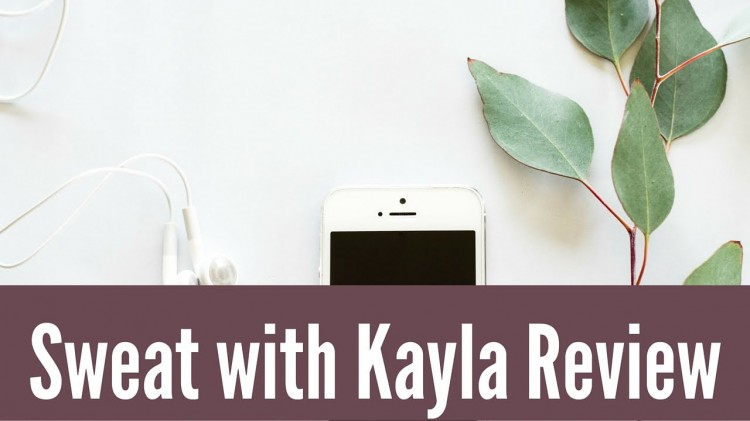 Sweat With Kayla App Revealed