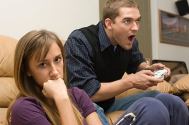 The Battle For Dominance: Male Gamers vs Females Gamers
