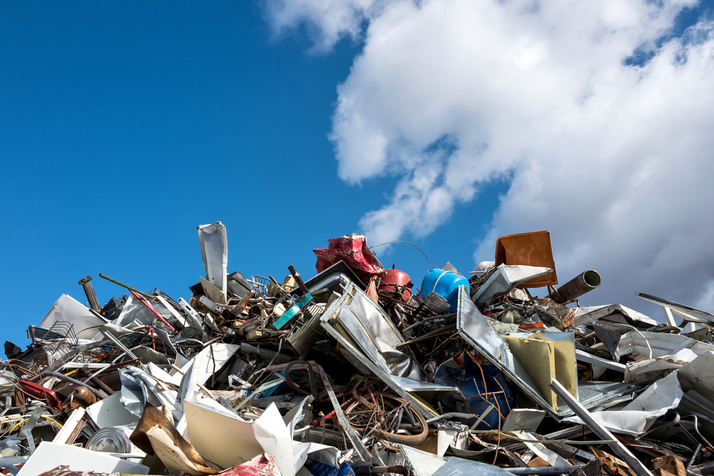 The Main Economic and Environmental Advantages Of Scrap Metal Recycling