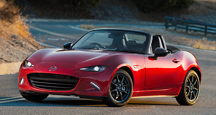 The Most Important Reasons Why A 2016 Mazda Miata MX5 Is Always A Great Choice
