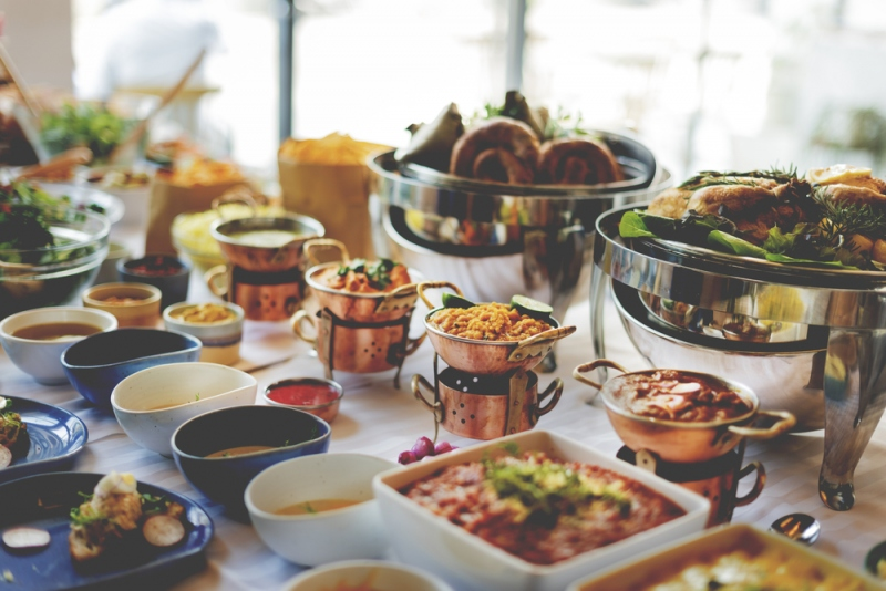 Take The Stress Out Of A Party With The Right Catering Service
