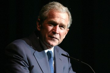Bush discloses his opinions regarding the immigrant business issue