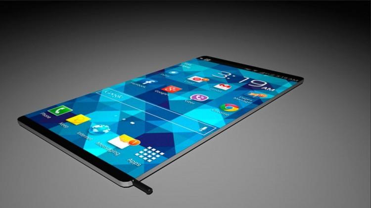 Samsung Galaxy Note 5 The Unborn Star