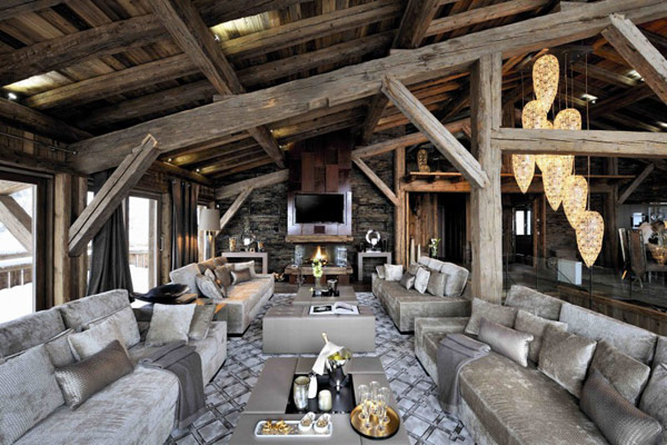 Tips For Choosing The Perfect Ski Chalet