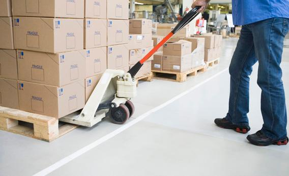 Optimise Your Pallet Delivery – Which Pallet Should Be Used For What