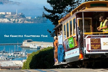 San Francisco Sightseeing Tour