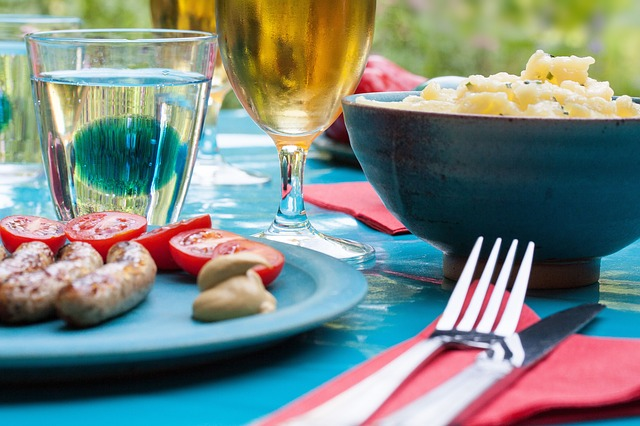 How To Make Your Garden Party Friendly