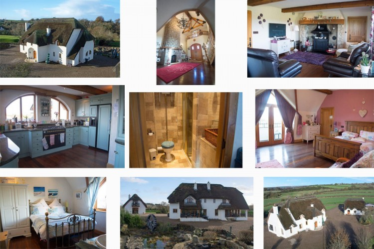 Best Valentine's Properties Is England, Ireland, Scotland and Wales