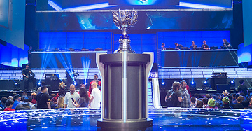 League Of Legends and eSports Are Turning Into Serious Business