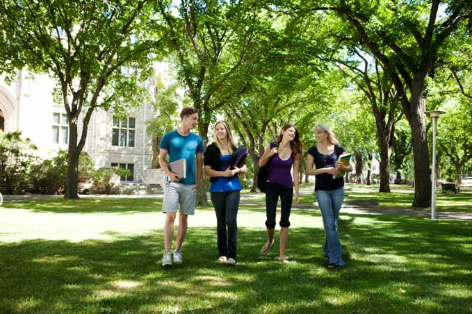 How to Have a Successful College Campus Visit