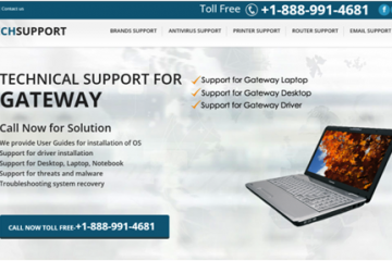 Gateway Technical Support Number For Wireless Networking