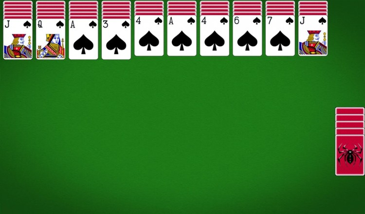 Play Spider Solitaire Online