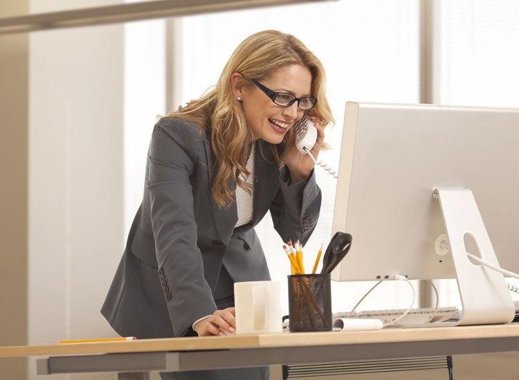 Don't Blame The Desk: Tips To Stay Healthy At Work