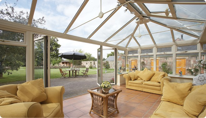 Go Green and Conquer With Quality Conservatory Options Today