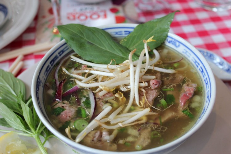 Top Vietnamese Food In The UK