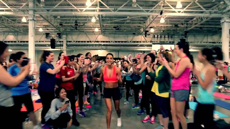 Sweat With Kayla App Revealed