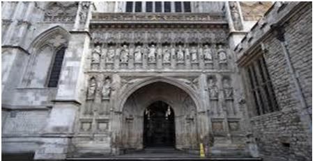 Famous Doors Of London