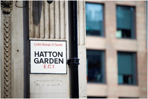 The History Of Hatton Garden
