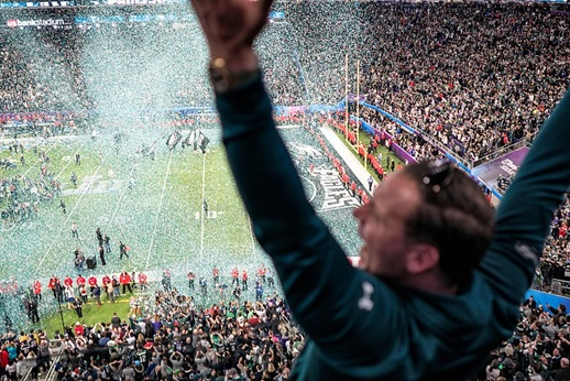 Can the Eagles and Patriots Make the Super Bowl Once Again?